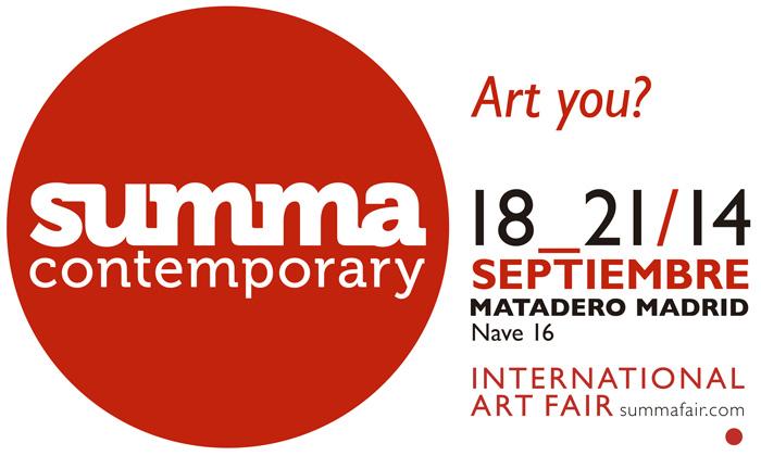 Summa arte contemporaneo 2014 matadero madridea madrid