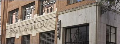 imprenta municipal madrid