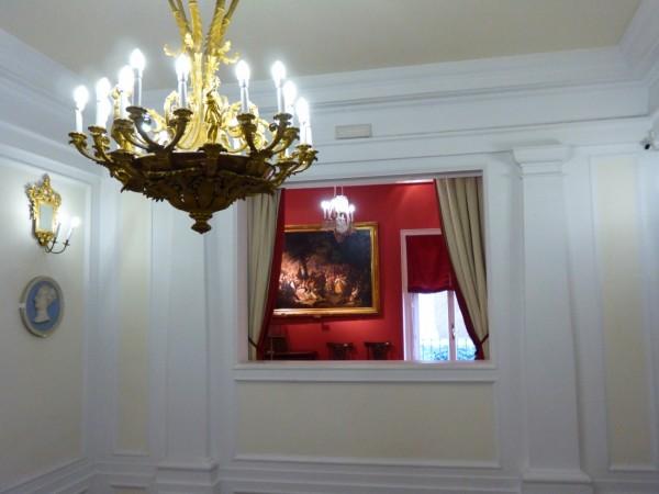 museo del romanticismo madridea violeta de pereda