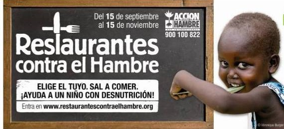 restaurantes contra el hambre madridea
